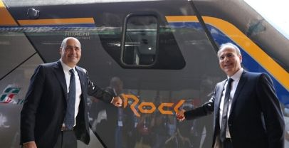 Regione Lazio: inaugurato il primo treno rock