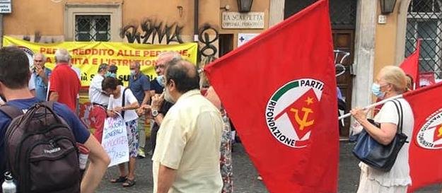 PRC Lazio- Sanità Privata, il Lavoro c'è l'adeguamento degli stipendi NO