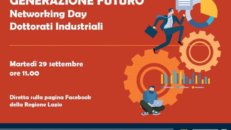Regione Lazio. Università: presentato bando per i dottorati indistriali