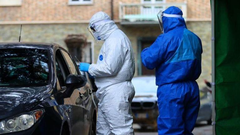 Bando della Regione Lazio per reclutare medici di base in grado di eseguire tamponi rapidi per scovare il Coronavirus
