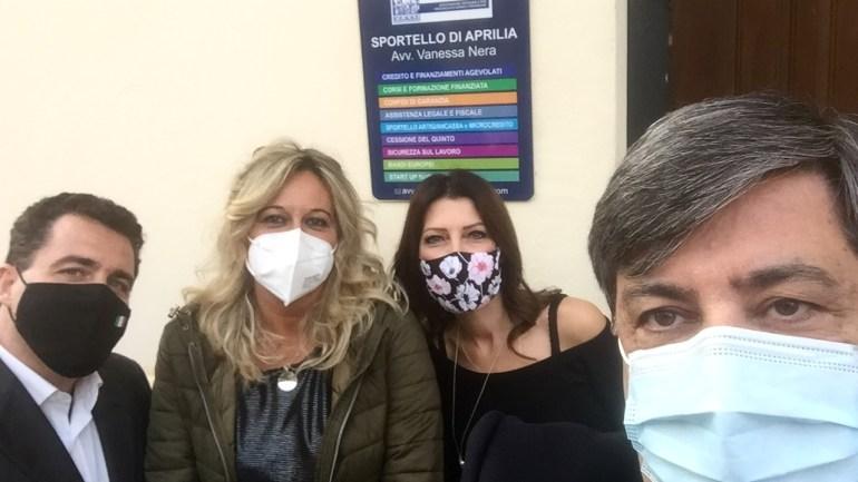 """Assistenza a Imprese e Famiglie: al via lo Sportello """"CLAAI Assimprese"""" di Aprilia"""