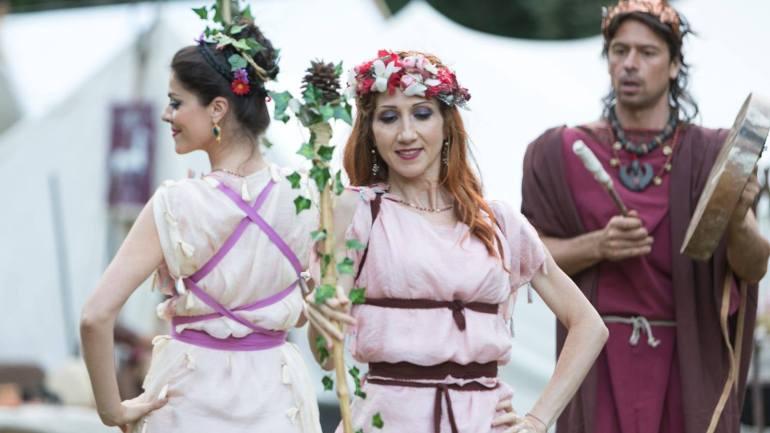 Castello di Santa Severa: domenica 4 ottobre musica, danza e degustazione a tema etrusco