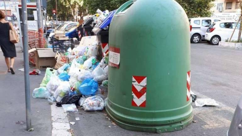 """Rifiuti, Palozzi:""""Su Ama da Comune Roma clamoroso autogol"""""""