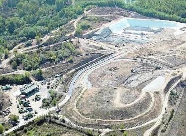 """Regione Lazio. Valle del Sacco: interventi per la bonifica della discarica """"Le Lame"""""""