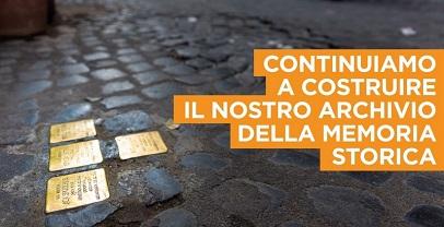 Regione Lazio. Cultura: 21 iniziative per l'archivio momoria storica