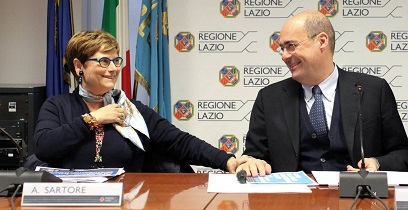 """Regione Lazio:""""Sartore """"Linee di indirizzo 21-27 e DEFR 21-23 per la ripresa economica"""""""