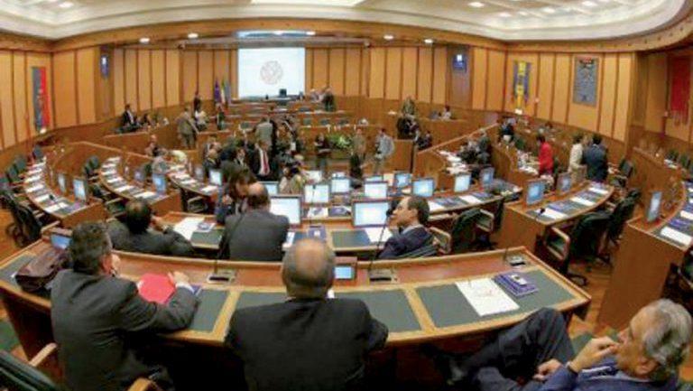Giunta regionale: ok a bilancio, approvato fondo taglia tasse