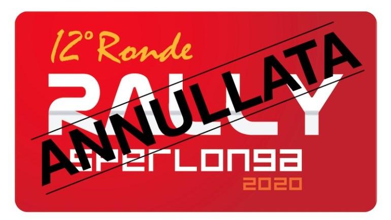 La 12° Ronde di Sperlonga è annullata