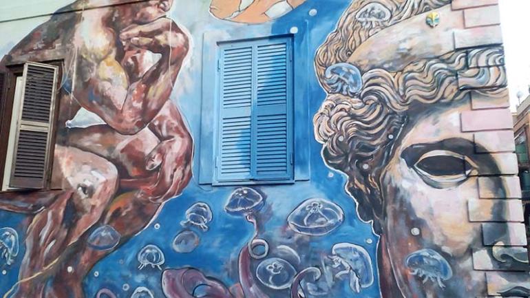 La Regione Lazio finanzia 10 opere con Lazio street art