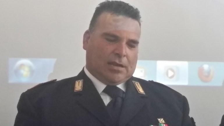 Malore per il comandante Corradini: l'abbraccio dei Comitati dell'area di Mazzocchio