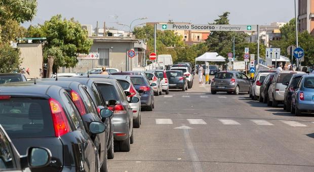 """Sanità, Simeone (FI):""""Prenotazioni tamponi covid in drive in della ASl Latina, assenti dal portale"""""""