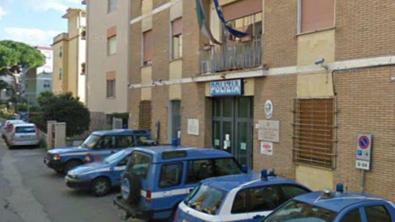 """Terracina. L'associazione """"A. Caponetto"""" interviene sull'auto incendiata alla Polizia di Stato"""