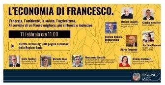 Eventi in streaming:l'economia di Francesco