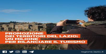 Turismo: on line bando da 1 mln per promozione territori