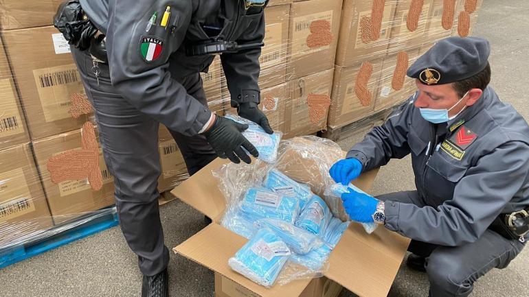 Cisl Medici Lazio, intervento stampa dopo il sequestro di alcune tipologie di mascherine