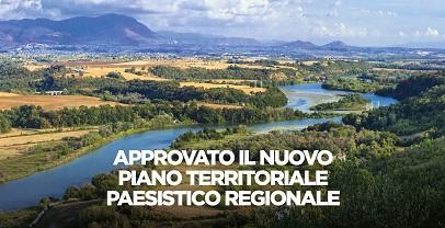 Urbanistica: approvato nuovo piano territoriale paesistico regionale