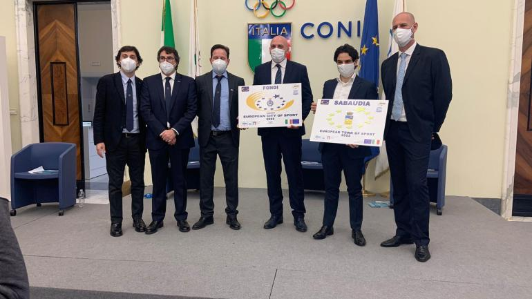 European City of Sport: lunedì a Roma il galà di presentazione delle città candidate