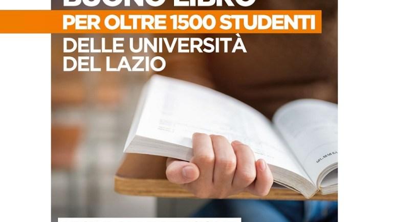 On line la graduatoria sui buoni libro per studenti universitari