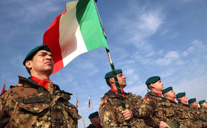 Regione Lazio, firmato protocollo d'intesa tra Esercito italiano e Regione Lazio