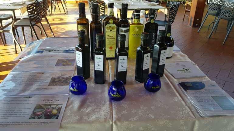 """L'Olio Extravergine """"Alta qualità"""": l'Itrana delleColline Pontine ospita la Bianchera Istriana"""