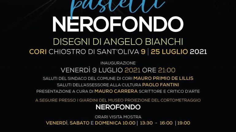 Cori. Pastelli NEROFONDO disegni di Angelo Bianchi