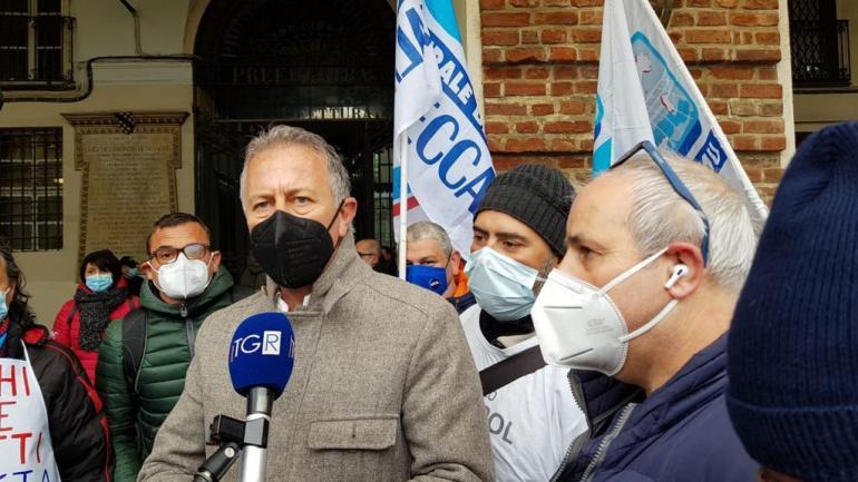 """Ex Embraco, Spera e Marino (Ugl):""""Subito reindustrializzazione e stabilità occupazionale""""."""