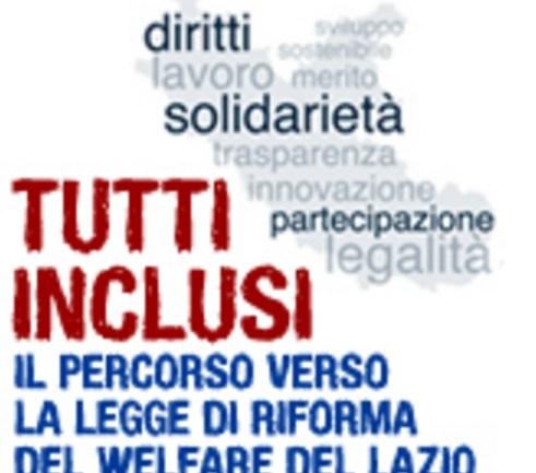 Regione Lazio. Welfare: 3 mln di euro per avvio centri polivelenti per persone con disabilità