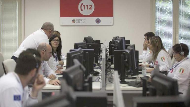 Inaugurata nuova sala numero unico emergenza 112