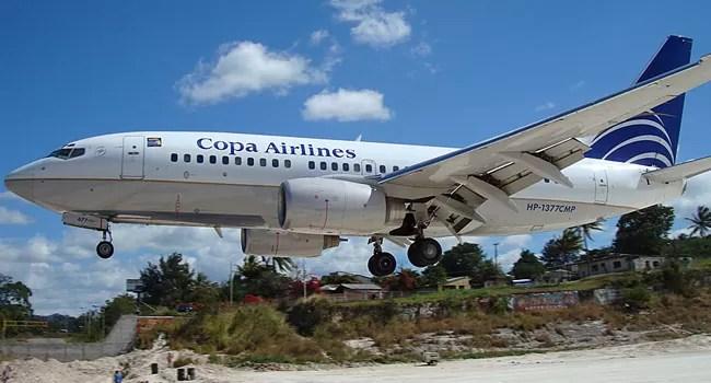 Copa Airlines - Passagens aéreas promocionais para Setembro 2013