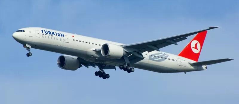 Passagens aéreas Turkish Airlines