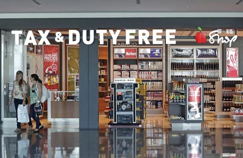 Duty Free Shop de Ezeiza - Buenos Aires