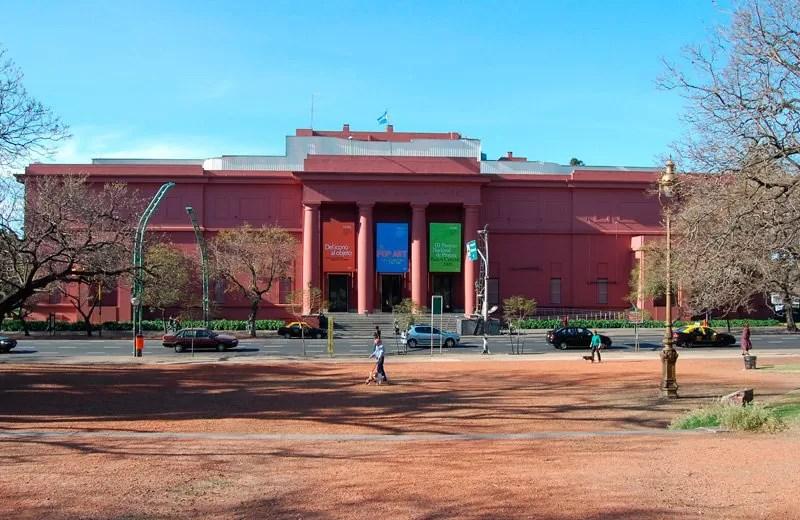 Museu Nacional de Belas Artes - Buenos Aires