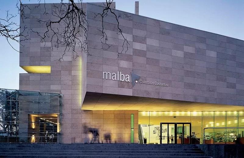 Museu de Arte Latino-Americana - Buenos Aires