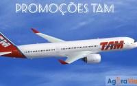 Passagens aéreas em promoção TAM 2015