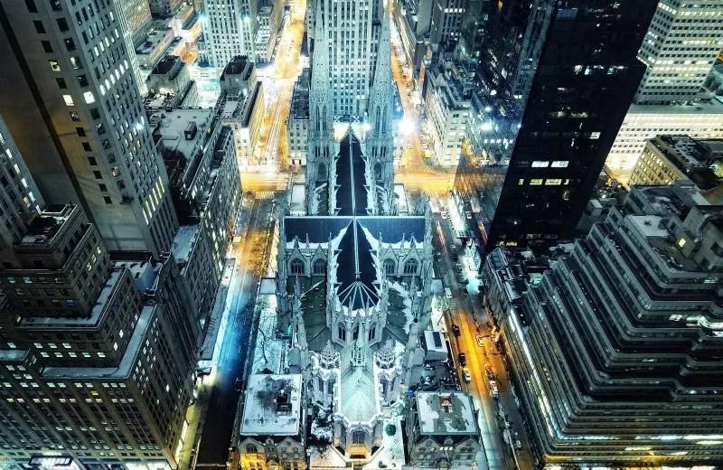 Saint Patrick's Cathedral - Nova York