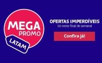 MegaPromo LATAM: 540 Passagens nacionais a partir de R$ 140 (ida e volta)