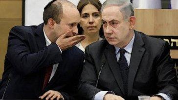 Naftali Bennett, Premier Ministre d'Israël à la place de Benyamin Netanyahou