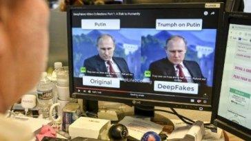 Deepfakes – Quand le faux est si vrai !