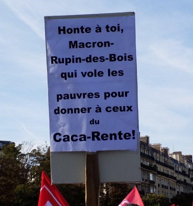 Parlez-vous Macron?