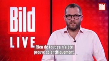 Covid-19 : Bild demande pardon… pour la propagande présentant l'enfant comme un vecteur de la pandémie