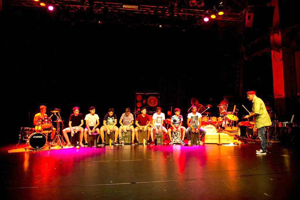 RhythmTalk und Mojalet Dance Collectiv