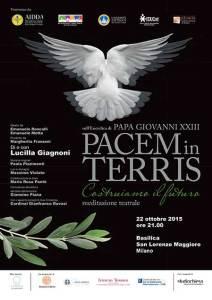 Pacem in terris - sostegno all'Associazione Francesco Realmonte