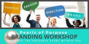 Pearls of Purpose Branding Workshop