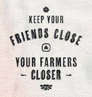 Top 5 Reasons to Shop Farmers Markets