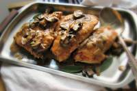 Easy Chicken Dijon made with fresh mushrooms and herbs and the bold taste of Dijon mustard. It's ready in under 30 minutes with a rich, deep flavor.