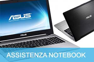 ASSISTENZA NOTEBOOK