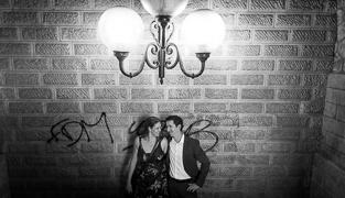 Aurélie et Jonathan – ballade à Paris