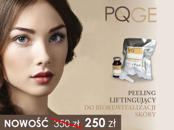 PQ Age Peeling zabieg Toruń salon kosmetyczny AG Prestige
