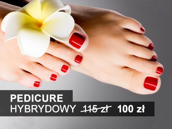 Pedicure Hybrydowy Toruń AG Prestige salon kosmetyczny agprestige