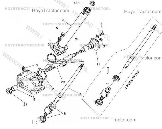 Cub Cadet Parts Diagram